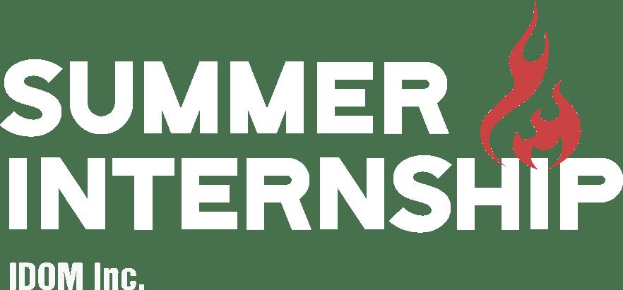 IDOM Summer Internship by IDOM Inc.